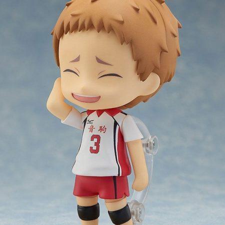 Haikyu!! Nendoroid Yaku Morisuke-5630