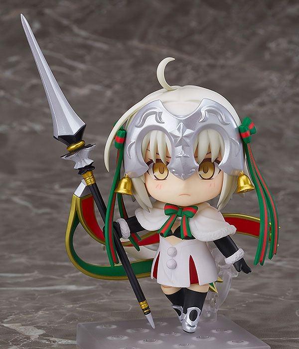 Fate/Grand Order Nendoroid Lancer/Jeanne d'Arc Alter Santa Lily-0