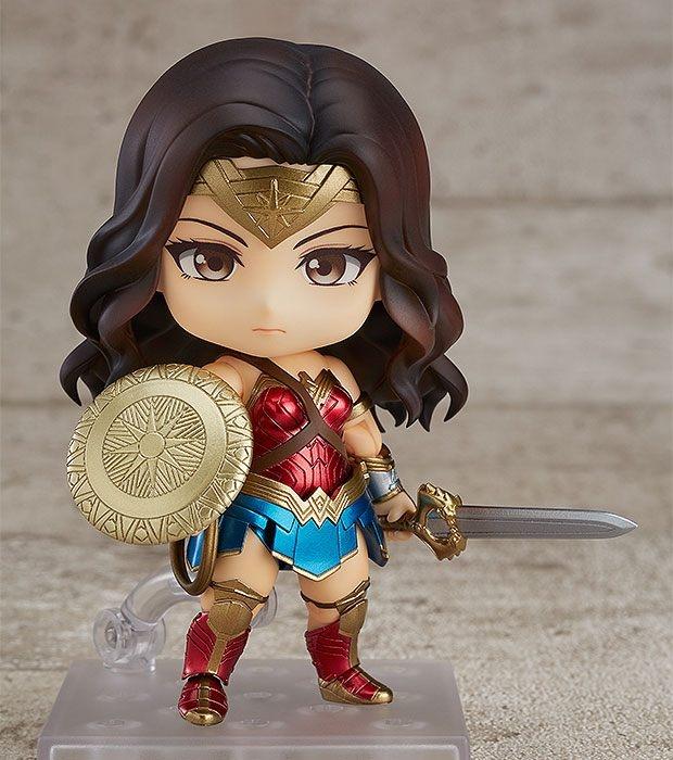 Wonder Woman Movie Nendoroid (Wonder Woman Hero's Edition) -0