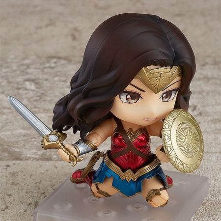 Wonder Woman Movie Nendoroid (Wonder Woman Hero's Edition) -5686