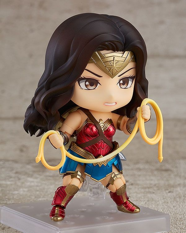 Wonder Woman Movie Nendoroid (Wonder Woman Hero's Edition) -5687