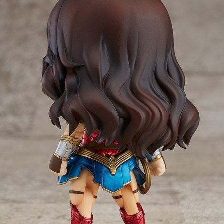 Wonder Woman Movie Nendoroid (Wonder Woman Hero's Edition) -5689