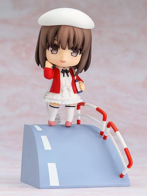 Saekano How to Raise a Boring Girlfriend Nendoroid Megumi Kato Heroine Outfit-0