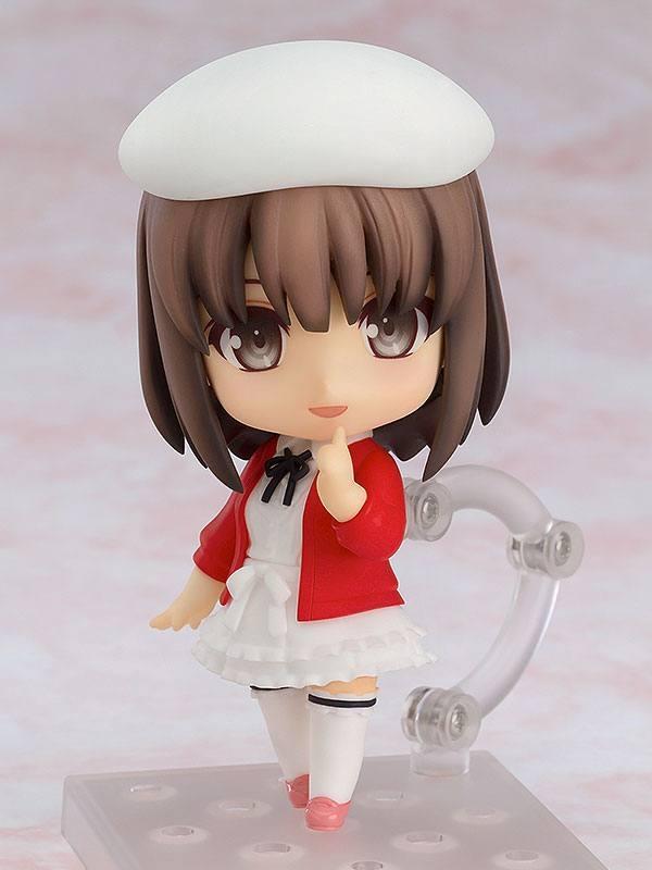 Saekano How to Raise a Boring Girlfriend Nendoroid Megumi Kato Heroine Outfit-5677