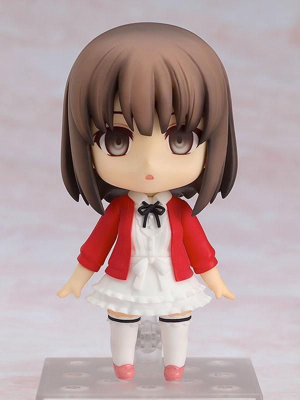 Saekano How to Raise a Boring Girlfriend Nendoroid Megumi Kato Heroine Outfit-5678