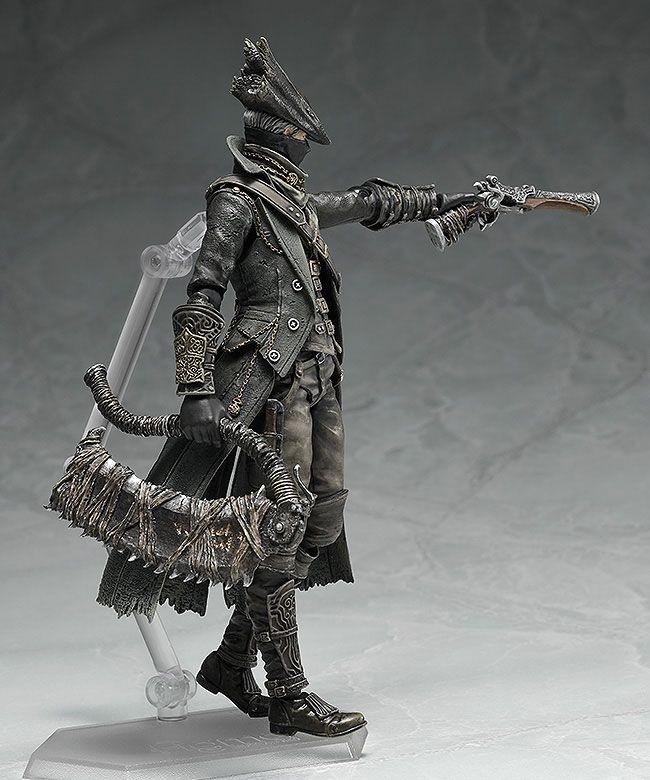 Bloodborne Figma Hunter-5782
