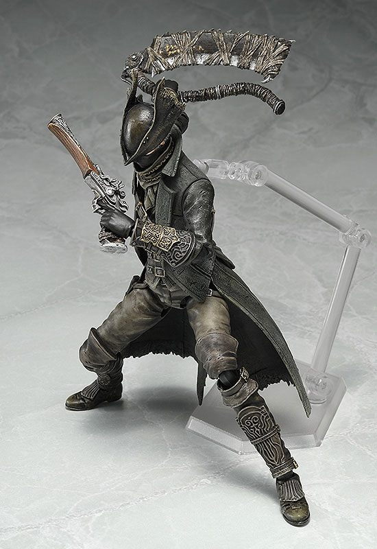 Bloodborne Figma Hunter-5783