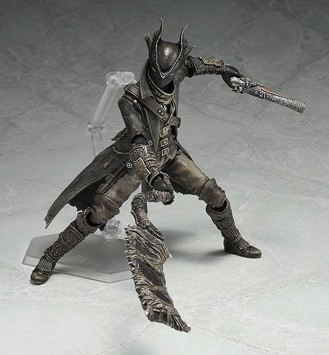 Bloodborne Figma Hunter-5784