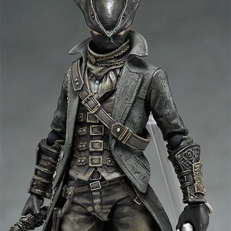 Bloodborne Figma Hunter-5785