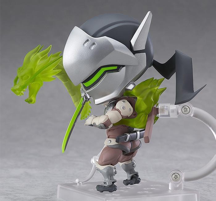 Overwatch Nendoroid Genji Classic Skin Edition-5910