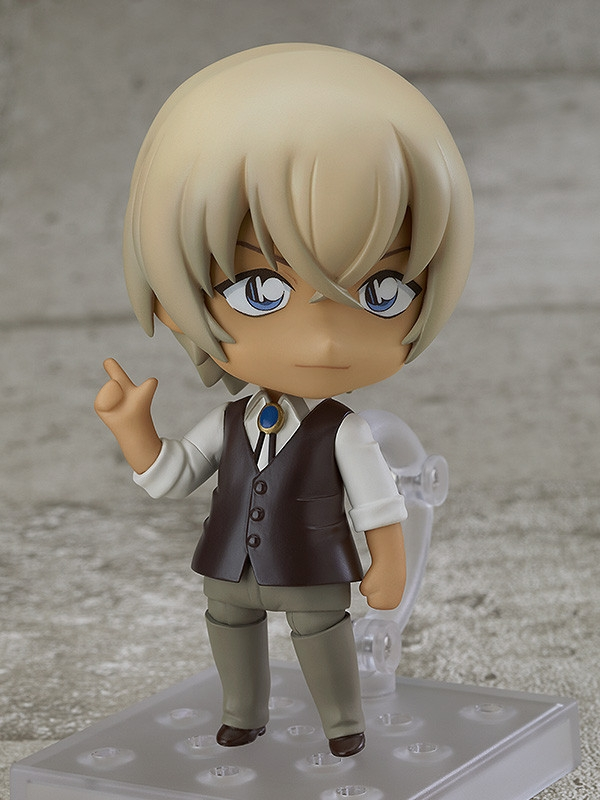 Detective Conan Nendoroid Amuro Toru - Rerelease-5852