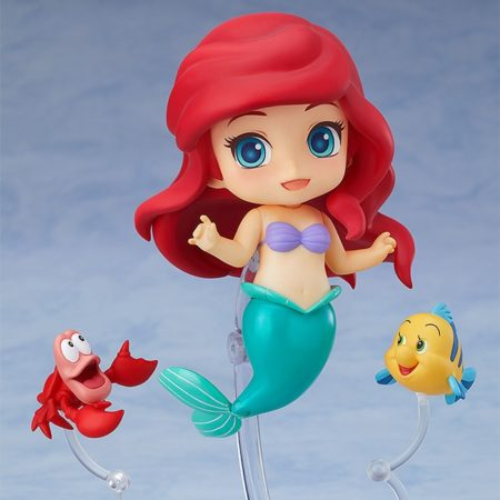 The Little Mermaid Nendoroid Ariel-0