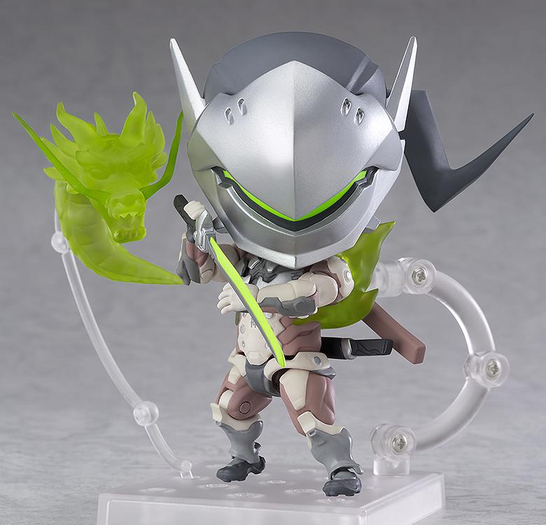 Overwatch Nendoroid Genji Classic Skin Edition-5911