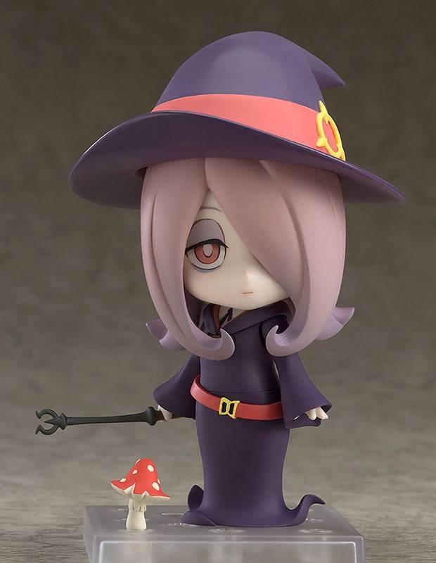Little Witch Academia Nendoroid Sucy Manbavaran-0