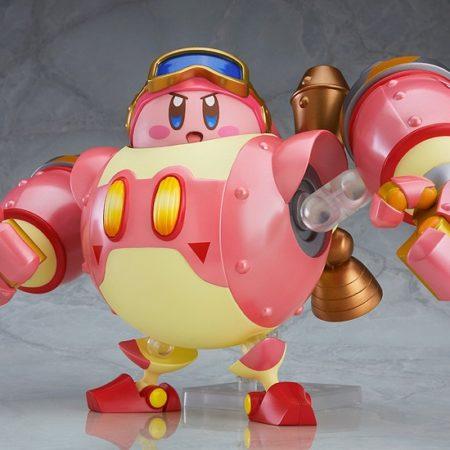 Nendoroid More: Planet Robobot Armor & Kirby-5925