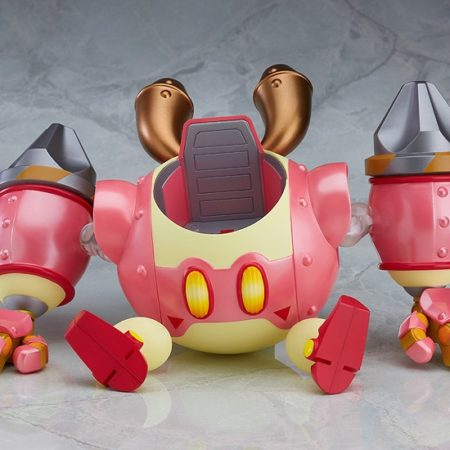 Nendoroid More: Planet Robobot Armor & Kirby-5930