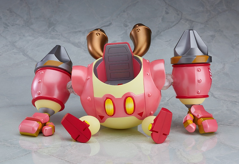 Nendoroid More: Planet Robobot Armor-0