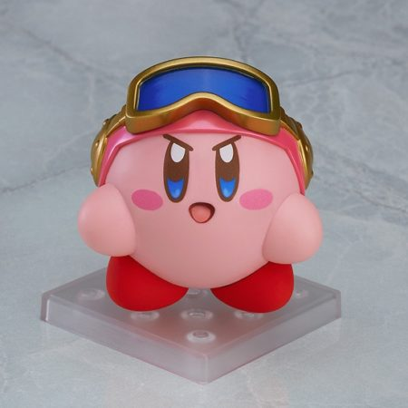 Nendoroid More: Planet Robobot Armor & Kirby-5924