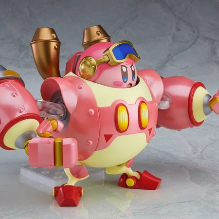 Nendoroid More: Planet Robobot Armor & Kirby-5929