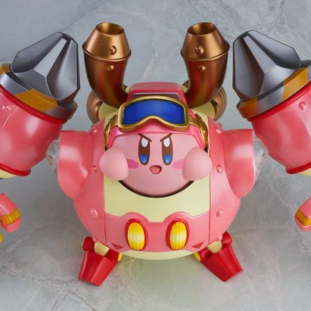 Nendoroid More: Planet Robobot Armor & Kirby-5927
