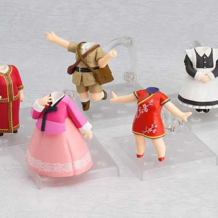LoveLive!Sunshine!! Nendoroid More 5-pack Decorative Parts World Image Girls Vol.1-0