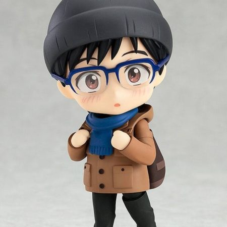 Yuri!!! on Ice Nendoroid Yuri Katsuki Casual Version-0
