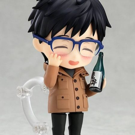 Yuri!!! on Ice Nendoroid Yuri Katsuki Casual Version-5976