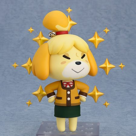 Animal Crossing Nendoroid Shizue (Isabelle) Winter Ver.-6056