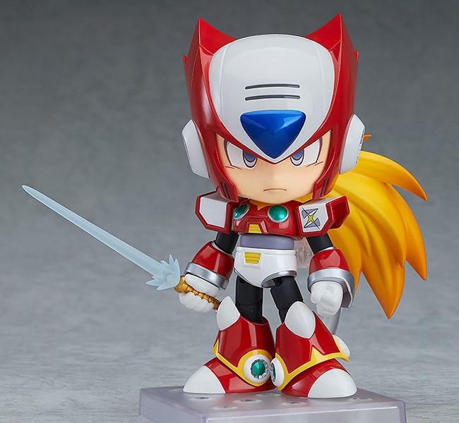 Mega Man X Nendoroid Zero-0