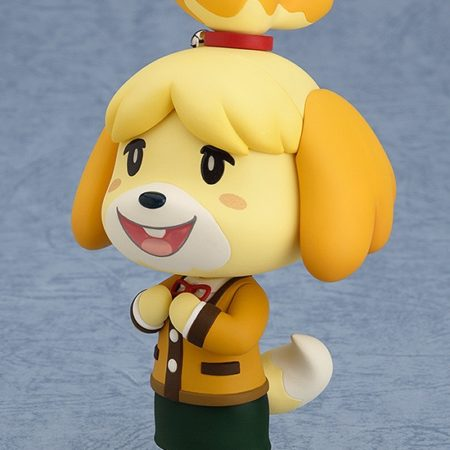 Animal Crossing Nendoroid Shizue (Isabelle) Winter Ver.-6055