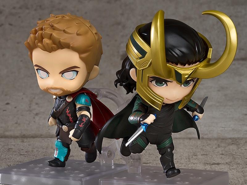 Thor Ragnarok Nendoroid Loki-6093