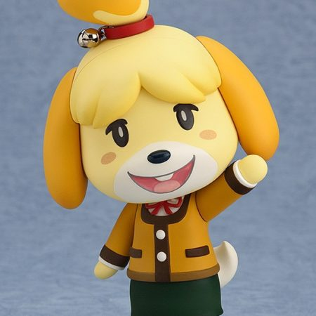 Animal Crossing Nendoroid Shizue (Isabelle) Winter Ver.-0