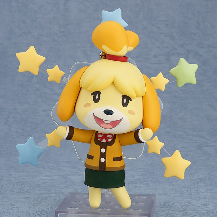Animal Crossing Nendoroid Shizue (Isabelle) Winter Ver.-6054