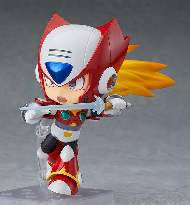 Mega Man X Nendoroid Zero-6052