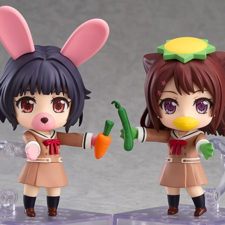 *Image for illustrative purposes only. Nendoroids not included.