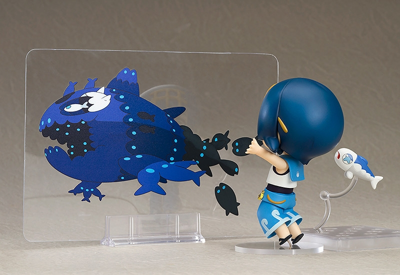 Pokemon Nendoroid Lana-6017