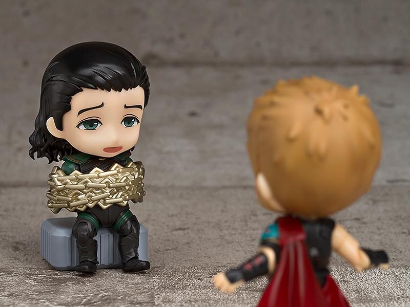 Thor Ragnarok Nendoroid Loki-6092