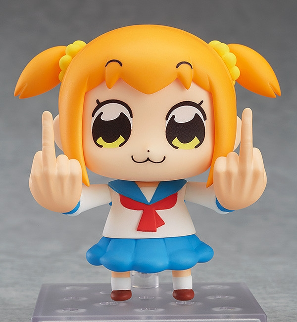 Pop Team Epic Nendoroid Popuko -0
