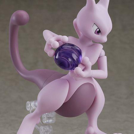 Pokemon Nendoroid Giovanni & Mewtwo-6193