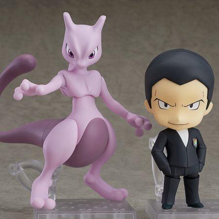 Pokemon Nendoroid Giovanni & Mewtwo-0