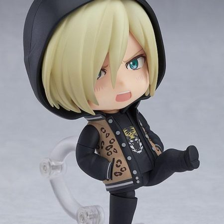 Yuri!!! on Ice Nendoroid Yuri Plisetsky Casual Version-6178