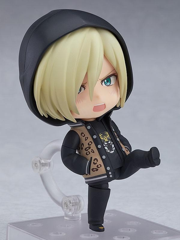 Yuri!!! on Ice Nendoroid Yuri Plisetsky Casual Version-6178