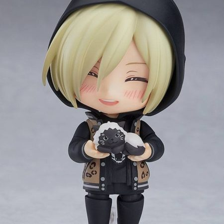 Yuri!!! on Ice Nendoroid Yuri Plisetsky Casual Version-0