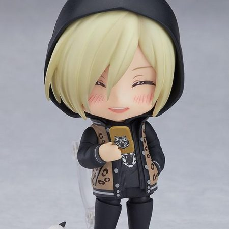 Yuri!!! on Ice Nendoroid Yuri Plisetsky Casual Version-6182