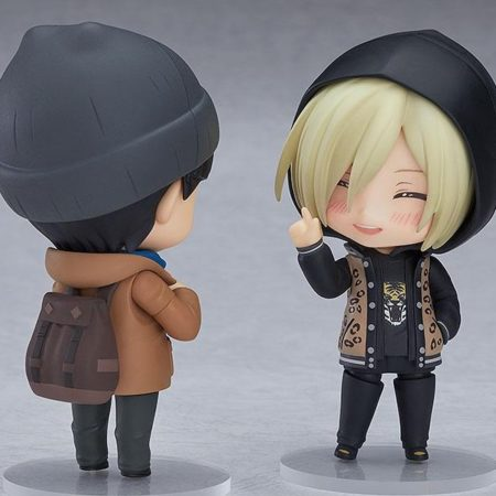 Yuri!!! on Ice Nendoroid Yuri Plisetsky Casual Version-6181