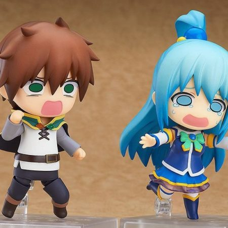 Nendoroid Aqua sold seperately