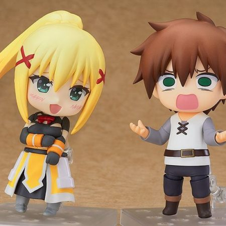 Nendoroid Darkness sold seperately