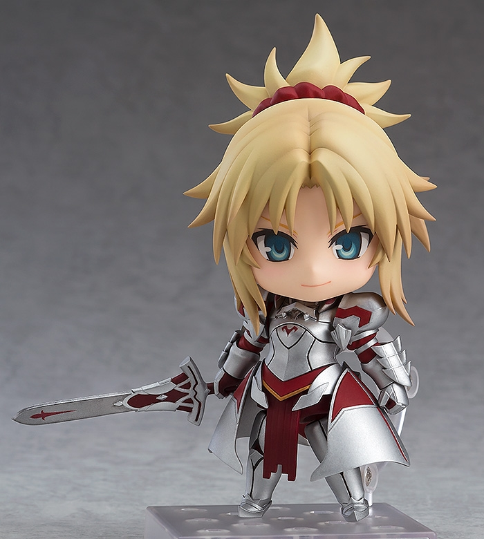 Fate/Apocrypha Nendoroid Saber of Red-0