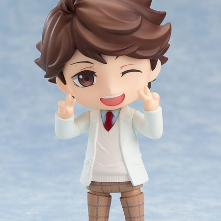 Haikyu!! Nendoroid Toru Oikawa School Uniform Version-0