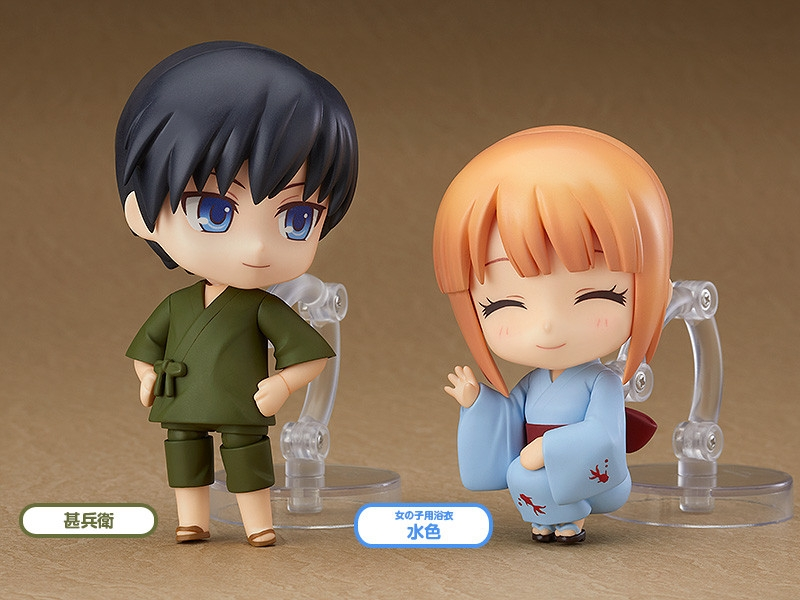 Nendoroid More: Dress Up Yukatas-6303